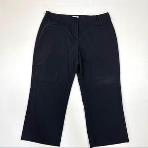 Avenue 18P Black Pants
